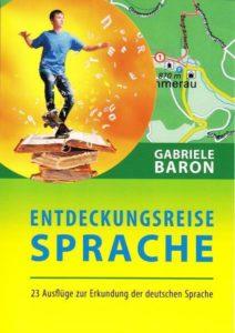Buch Entdeckungsreise Sprache Gabriele Baron
